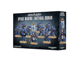 Warhammer: Space Marine Tactical Squad