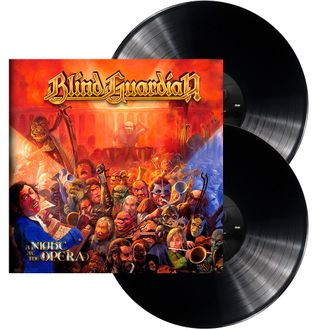 BLIND GUARDIAN A night at the opera 2-LP