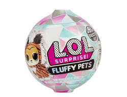 MGA Entertainment Кукла L.O.L. Surprise Fluffy Pets WINTER DISCO - Пушистые питомцы ЛОЛ Зимнее Диско, 560487