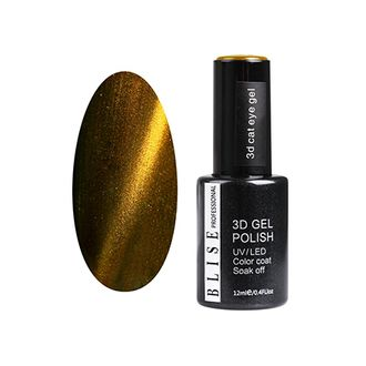 Гель-лак Blise №05 (3D Cat Eye Gel), 12мл.