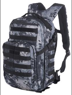 Тактический рюкзак Striker Чёрный криптек (Kryptec)