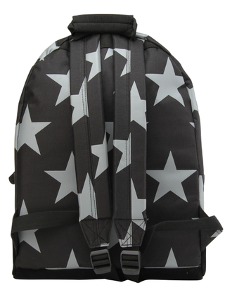 Рюкзак Mi Pac Stars XL Black/Grey