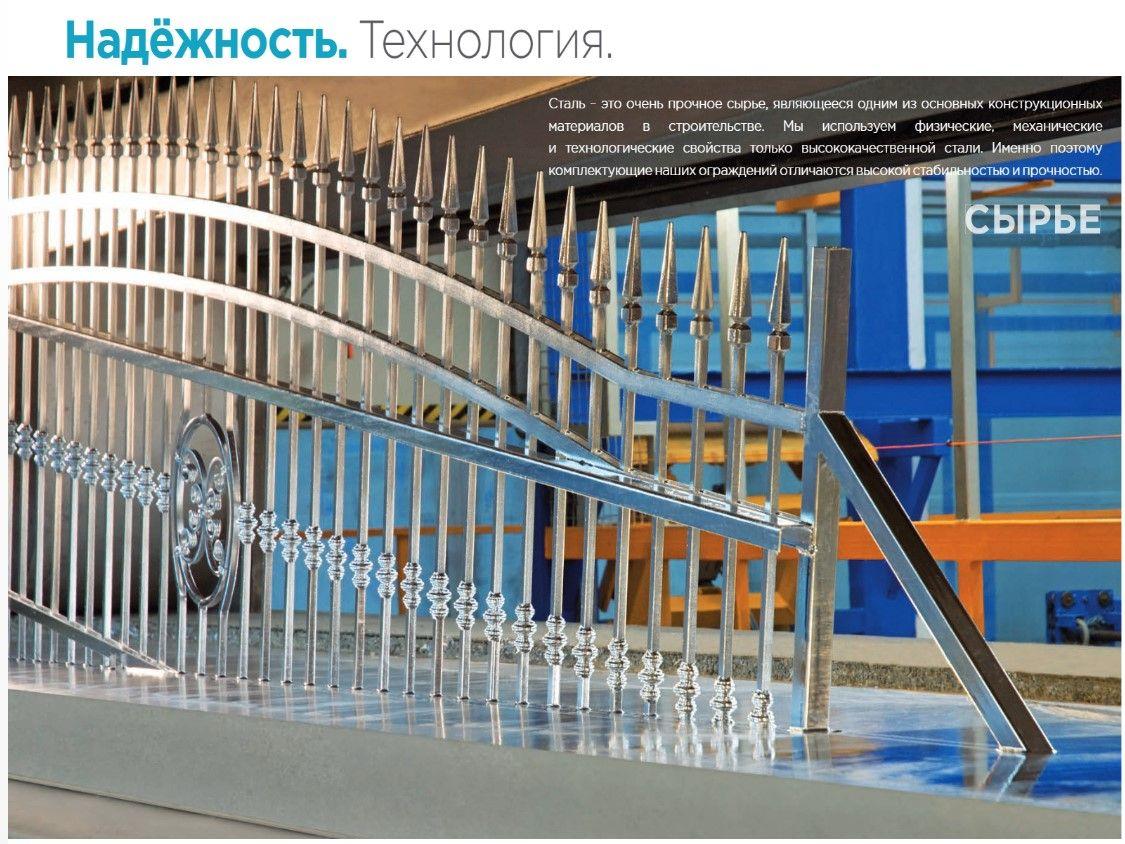 v'ezdnyie vorota iz stali-Kiev, Harkov, Dnepr, Odessa