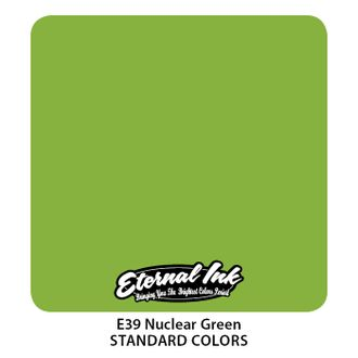 Nuclear Green - Eternal (оригинал США 1/2 OZ - 15 мл.)
