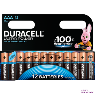 Батарейка Duracell Ultra Power  AAА