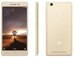 Xiaomi Redmi 3 3/16Gb Gold (Global)