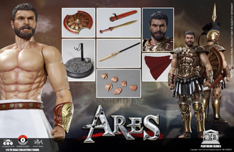 Арес - Коллекционная ФИГУРКА 1/6 scale Aciton Figure ARES / GOD OF WAR (HS003) - COOMODEL X HOMER