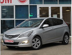 Hyundai Solaris Comfort 1.6 AT (123 л.с.) 2014 год