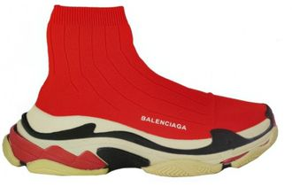 Balenciaga Speed Trainer Красные (36-40)