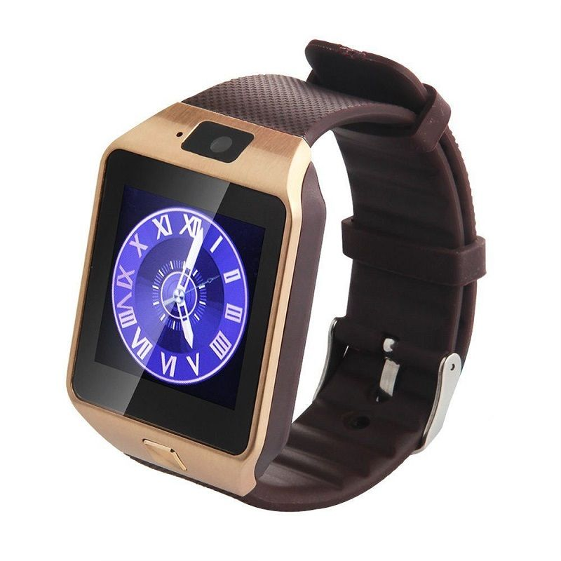 Умные часы CARCAM SMART WATCH DZ09 Gold