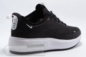 Кроссовки Nike Air Max Thea Black женские арт. N874 дисонт-центр спб