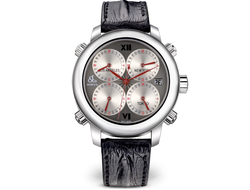Jacob & Co Jacob & Co. Five Time Zone Automatic Watch