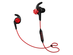 Наушники iBFree BLUETOOTH IN-EAR HEADPHONES red