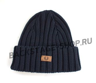 Шапка Fred Perry blue