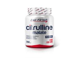 (Be First) Citrulline Malate Powder - (300 гр) - (без вкуса)