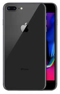 Apple iPhone 8 Plus 64gb Space Gray - A1897