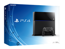 PlayStation 4 (500G) (РСТ 1208A)