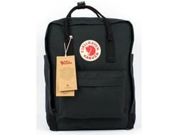 Рюкзак Fjallraven Kanken Black (Mini)