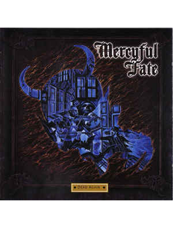 Mercyful Fate - Dead Again CD