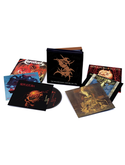Sepultura The Roadrunner Albums 1985-1996 6-CD BOX SET