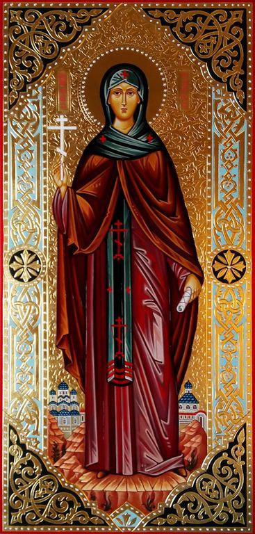 результате икона святой софии суздальской фото небе