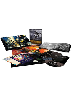 DAVID GILMOUR Rattle that lock DELUXE CD + Blu-ray