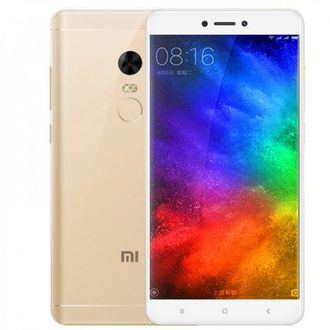 Смартфон Xiaomi Redmi Note 4 64Gb+4Gb Gold (золотой)