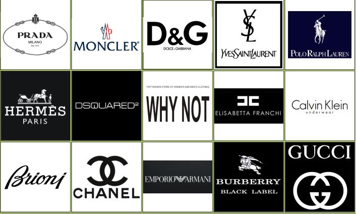 лес, фирменные лейблы известных марок одежды фото что делать, если