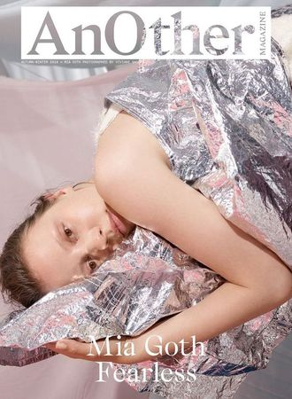 ANOTHER MAGAZINE Issue 35 Autumn Winter 2019 Mia Goth Cover Иностранные журналы Photo ,Intpress
