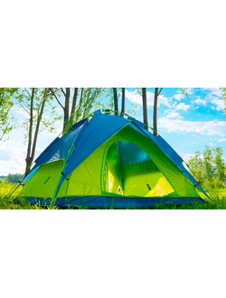 Палатка тент автоматический XIaomi Early morning automatic elastic speed open tent