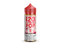 Mad Hatter - 120 Strawberry Pop