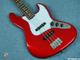 Fender Jazz Bass JB-62 Japan Metallic Red