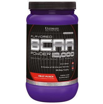 Ultimate Nutrition BCAA 12000 Powder
