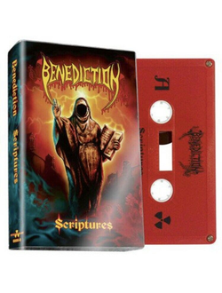 BENEDICTION - Scriptures Cassette Red