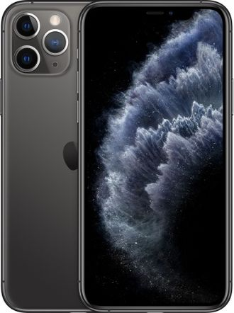 iPhone 11 Pro 64gb Space Gray - MWC22RU/A - Ростест