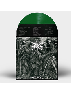 DARKTHRONE - Old Star LP Green