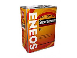 Моторное масло Eneos Super Gasoline Semi-Synthetic SAE 10W-40 (4л)