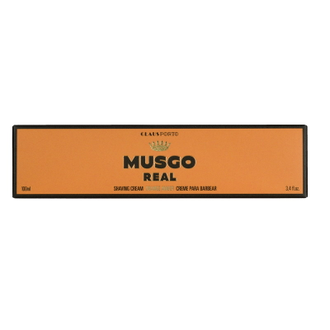 Крем для бритья Musgo Real, Orange Amber, 100 мл