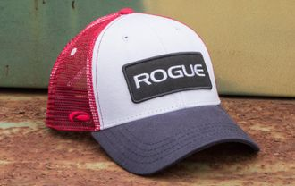 ROGUE PATCH TRUCKER HAT Кепка Rogue Fitness