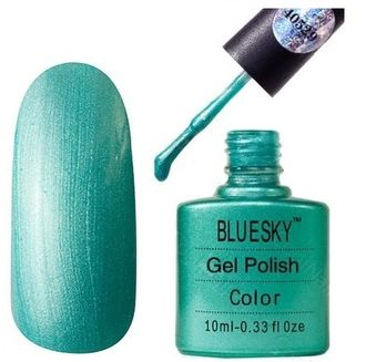 Гель лак Shellac BLUESKY 40529 HOTSKI TO TCHOTCHKE 10ml