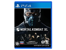 Mortal Kombat XL для ps4