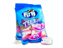 "FINI Jelly Teeth, мармелад ""Зубки"", 100 гр."