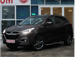 Hyundai ix35 Comfort 2.0 AT (150 л.с.) 2014 год