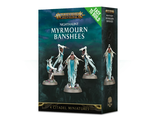 Warhammer AoS: Easy to Build: Nighthaunt Myrmourn Banshees