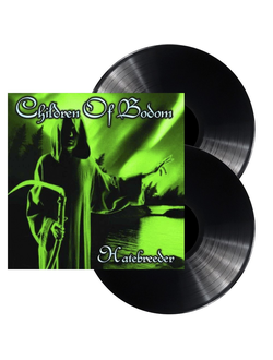Children of Bodom - Hatebreeder 2-LP