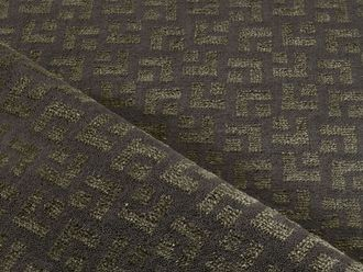 Ковролин BIC Carpets Allure Carre 3580 grey