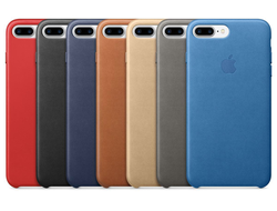 Silicone case iPhone 7+/8+