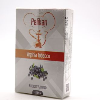 Табак Pelikan Blueberry 50g (Аромат Черники)