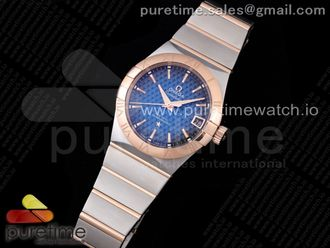 Constellation 38mm SSRG VSF 11 Best Edition Blue Textured Dial on SSRG