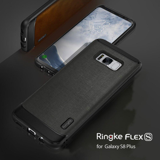 Чехол для Samsung Galaxy S8 Plus, Ringke серия Flex S цвет серый (Gray)